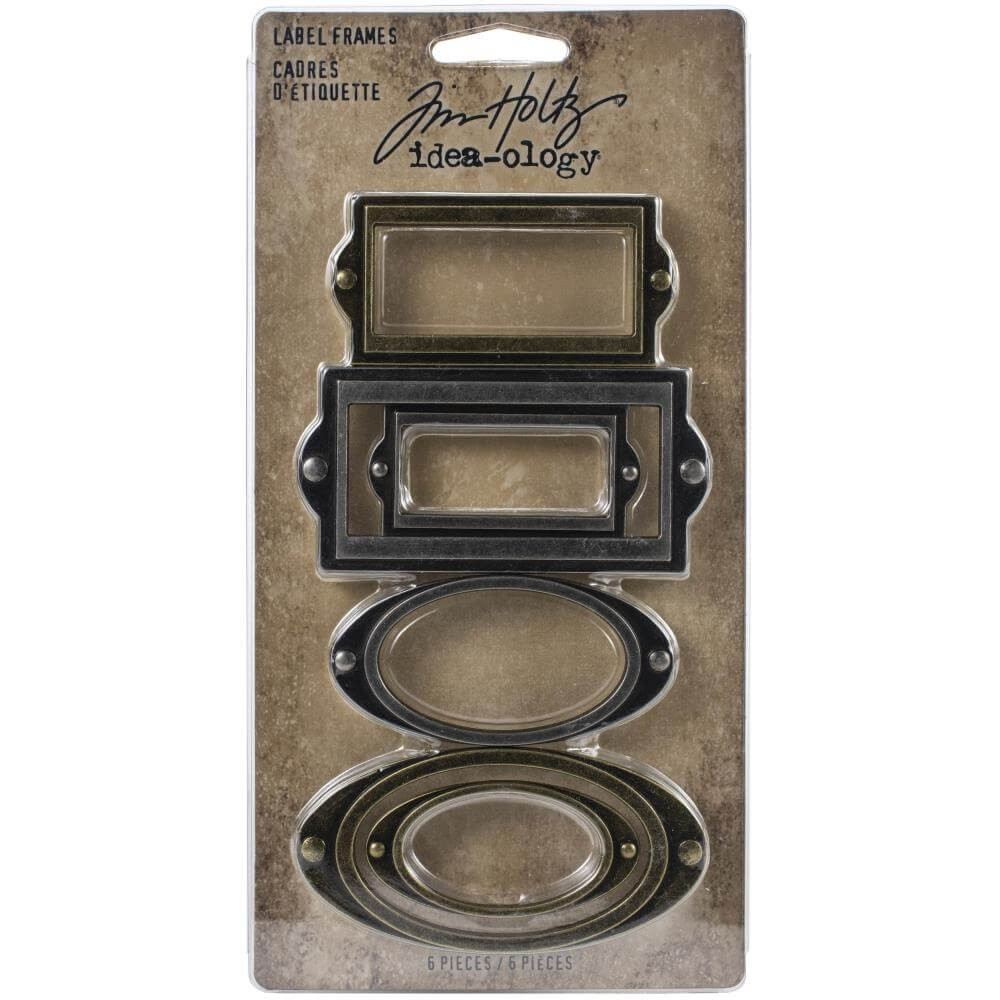 Label Frames - Tim Holtz